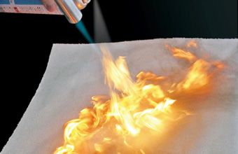 Insulation fire